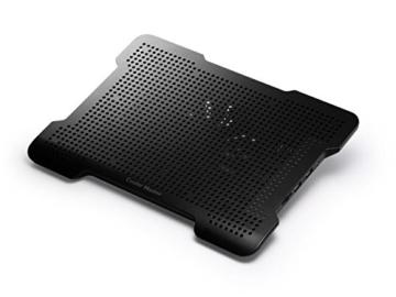 Cooler Master X-LITE II Notebook-Kühler (R9-NBC-XL2K-GP) -